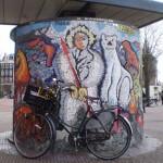 mozaiek Fabrice Heinekenplein 1