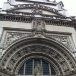Victoria and Albert Museum Londen hoofdingang