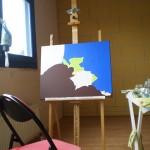 nieuwe atelier Eline Vulsma