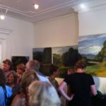 Kunst-227 opening en schilderijen Madelon de Keizer