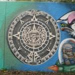 graffiti-Nieuwe-Purmerweg-Maya kalender