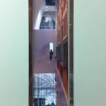 Stedelijk museum doorkijkje