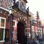 Frans Halsmuseum ingang