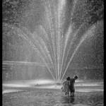 Expositie Afstand Willem Bosveld - fontein