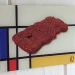 speculaasje (detail schilderij oma's koekjes van Eline Vulsma)