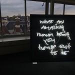BIG ART 2017 neonletters