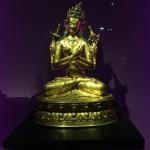 Boeddha beeldje Wereldmuseum